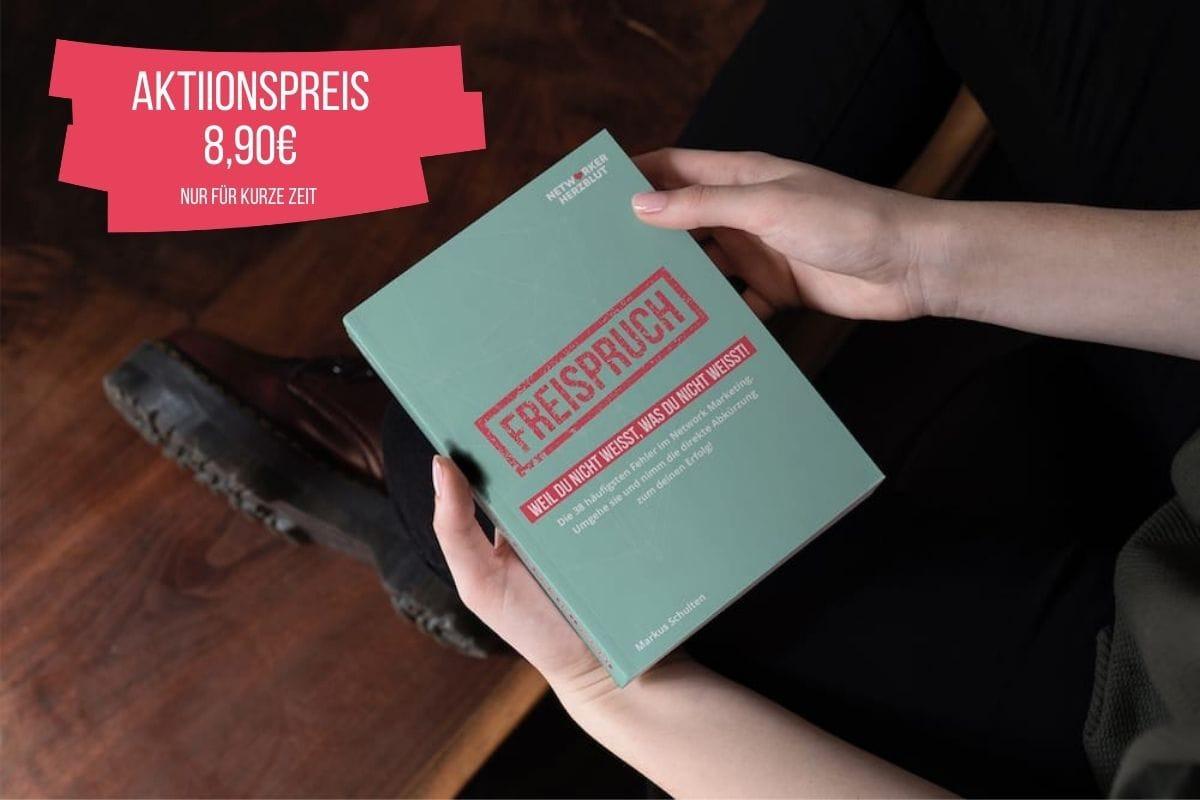 Buch Freispruch Aktionspreis